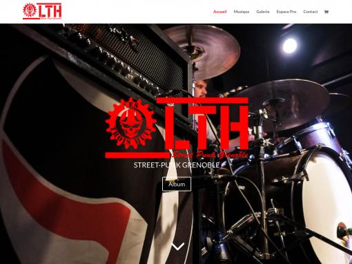 Les Trois Huit – Website